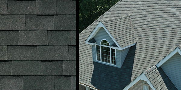 Antique wood shingles