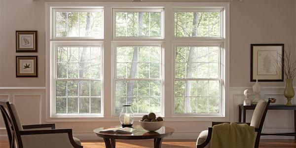 Window replacement greenville sc free estimate davis for Energy star vinyl replacement windows