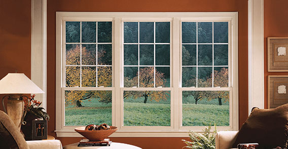 Sheffield Fusion-Welded Vinyl Windows