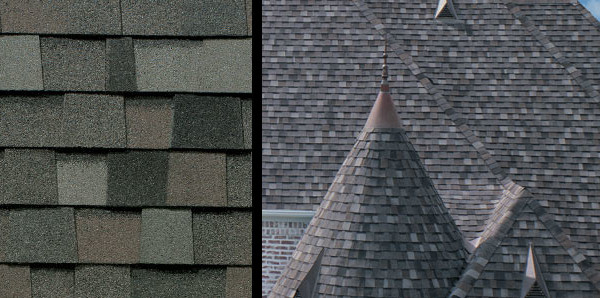 Thunderstorm grey shingles